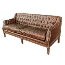 Daley Leather Sofa