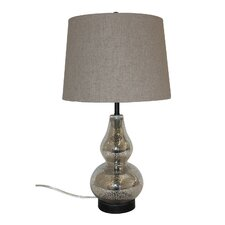 "Callie 20.5"" H Table Lamp with Empire Shade"