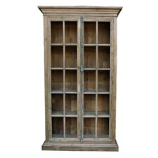 "Mons Library Vitrine 85"" Bookcase"