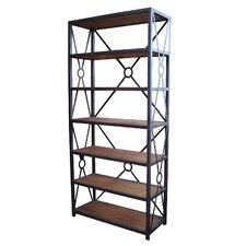 """X"" Design 85"" Bookcase"