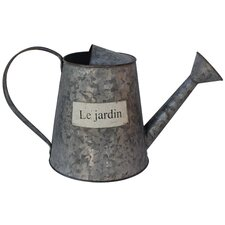 <strong>White x White</strong> Le Jardin Watering Can