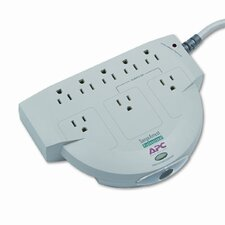SurgeStation Power Surge Protector, 8 Outlets, 6ft Cord
