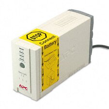 Back-UPS CS Battery Backup System Six-Outlet 350 Volt-Amps
