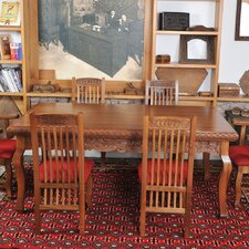 <strong>Rukotvorine</strong> 7 Piece Dining Set
