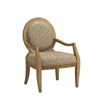 Emerson Chenille Arm Chair