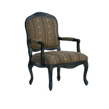 Essex Chenille Arm Chair