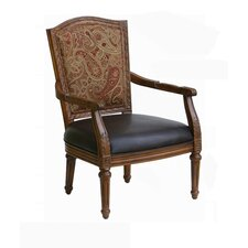 Kent Chenille Arm Chair