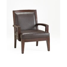 Fowler Vinyl Arm Chair