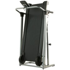 LX225 Cushion Deck Manual Treadmill with Heart Rate System