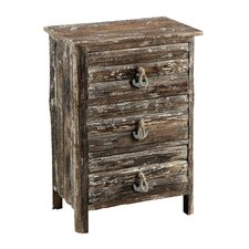 <strong>Coast to Coast Imports LLC</strong> 3 Drawer Accent Chest