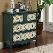 <strong>Coast to Coast Imports LLC</strong> 5 Drawer Chest