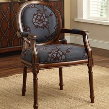 <strong>Coast to Coast Imports LLC</strong> Fabric Arm Chair