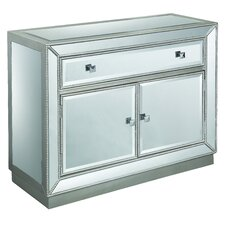 <strong>Coast to Coast Imports LLC</strong> 1 Drawer 2 Door Chest
