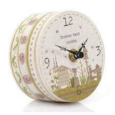 Portobello Honey Bees Mantel Clock