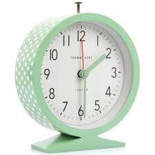 Ashbury Polk Dot Alarm Clock