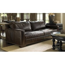 <strong>Lexington</strong> Images of Courtrai Reuben Leather Sofa