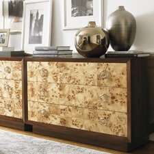 Mirage Garland 3 Drawer Dresser