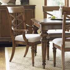<strong>Lexington</strong> Quail Hollow Warren Arm Chair