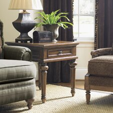 Quail Hollow Corbin End Table