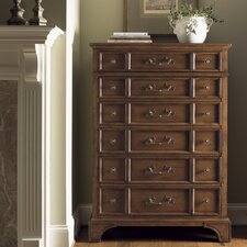 Quail Hollow Bristol 6 Drawer Chest