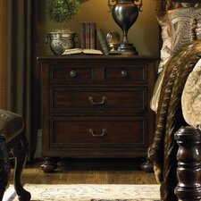 Barclay 3 Drawer Nightstand