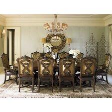 Florentino Bertone 11 Piece Dining Set