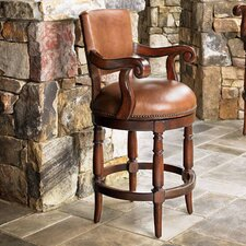"Fieldale Lodge 30"" Barstool"