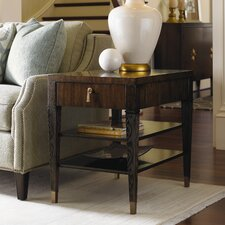 <strong>Lexington</strong> St. Tropez Rochelle End Table