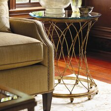 St. Tropez Cabris End Table