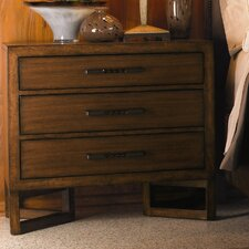 <strong>Lexington</strong> 11 South 3 Drawer Nightstand
