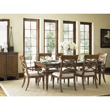 <strong>Lexington</strong> Quail Hollow 7 Piece Dining Set