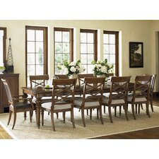 <strong>Lexington</strong> Quail Hollow 11 Piece Dining Set