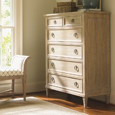 Monterey Sands Cabrillo 6 Drawer Chest