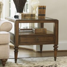<strong>Lexington</strong> Quail Hollow Barlow End Table