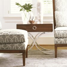 Mirage Hayworth End Table