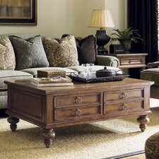 <strong>Lexington</strong> Quail Hollow Coffee Table Set