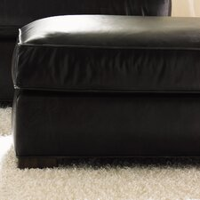 <strong>Lexington</strong> 11 South Fillmore Leather Ottoman