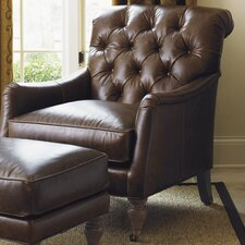 Quail Hollow Worthington Leather Chair