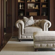 Images of Courtrai Belfort Chair and Ottoman