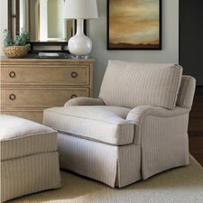 Monterey Sands Colton Hall Chair and Ottoman