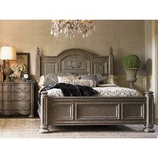 La Tourelle Bourdeaux Panel Bedroom Collection