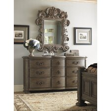 <strong>Lexington</strong> La Tourelle Chateaux 9 Drawer Dresser