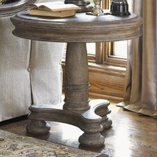La Tourelle Breton End Table