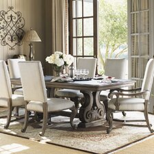 La Tourelle Toulouse 7 Piece Dining Set