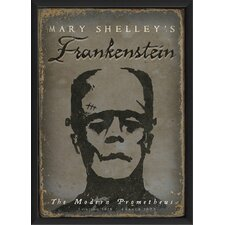 <strong>Blueprint Artwork</strong> Frankenstein Wall Art