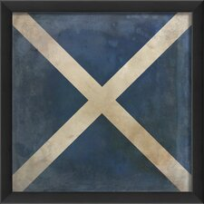 <strong>Blueprint Artwork</strong> Signal Flag M Wall Art