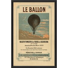 Le Ballon Wall Art