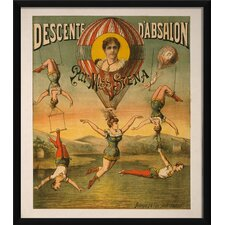 Descente D'Absalon Wall Art