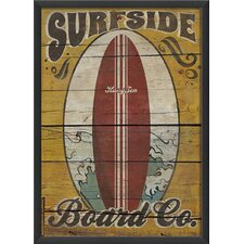 Surfside Board Wall Art