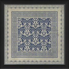 <strong>Blueprint Artwork</strong> Tile 10 Wall Art